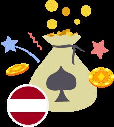 real money latvia